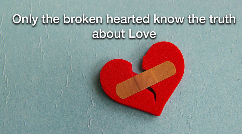 Most liked Quotes by a Lover with broken heart