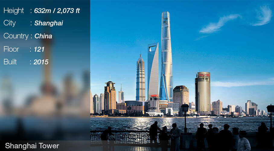 shanghai tower image
