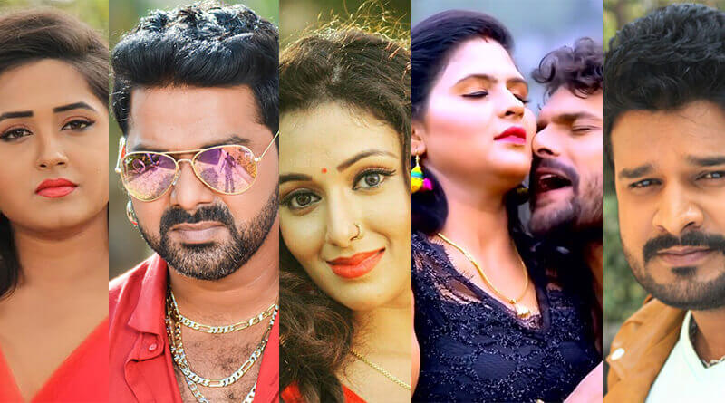 Top 5 Bhojpuri video songs that crossed 10 Crore views on Youtube